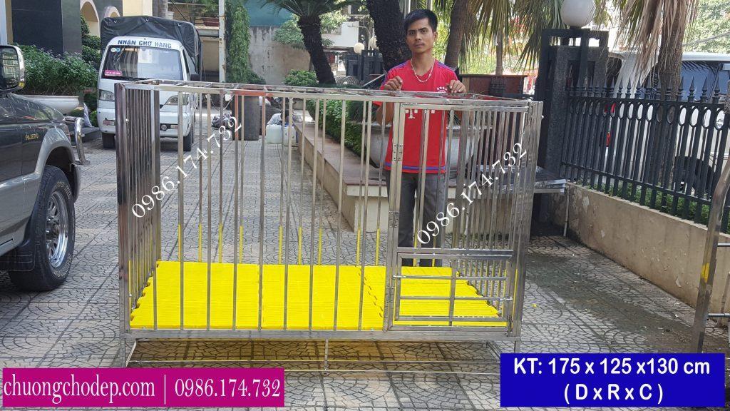chuồng cho chó nặng từ 50 - 70kg