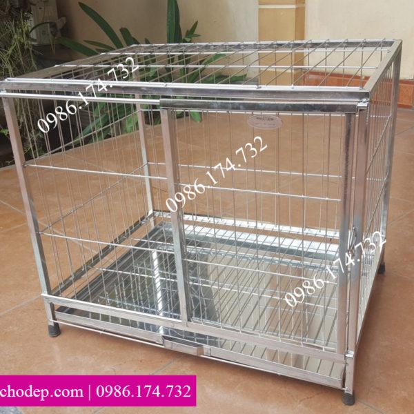 chuồng cho chó từ 3 - 4kg