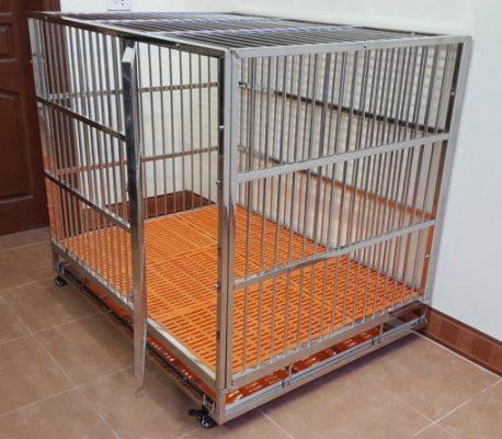 chuồng chó inox tại đồng nai