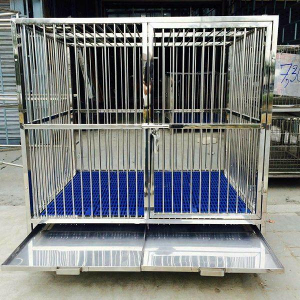 chuồng cho chó 15 - 20kg