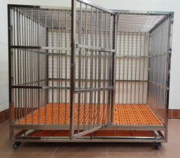 Chuồng cho chó nặng từ 30 – 40 kg