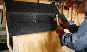 cách làm chuồng chó bằng gỗ
