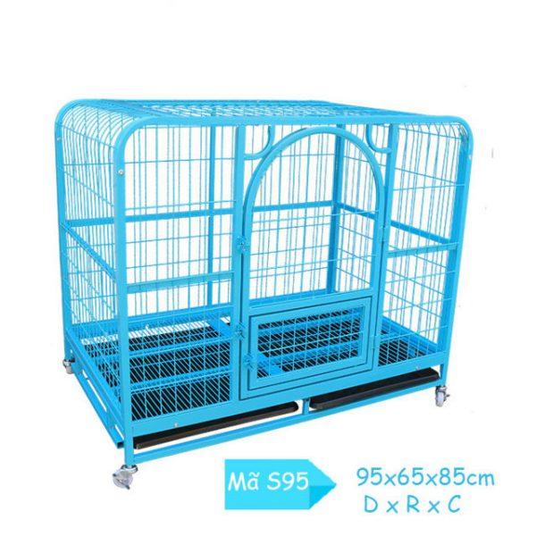 chuồng chó sắt giá rẻ S95