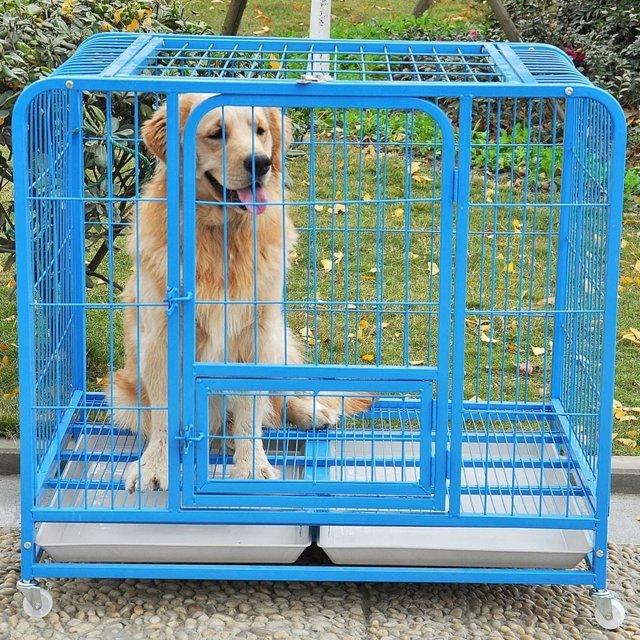 Chuồng chó bằng sắt S95 giá rẻ